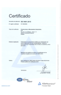 ISO/TS-2009-Fuenlabrada